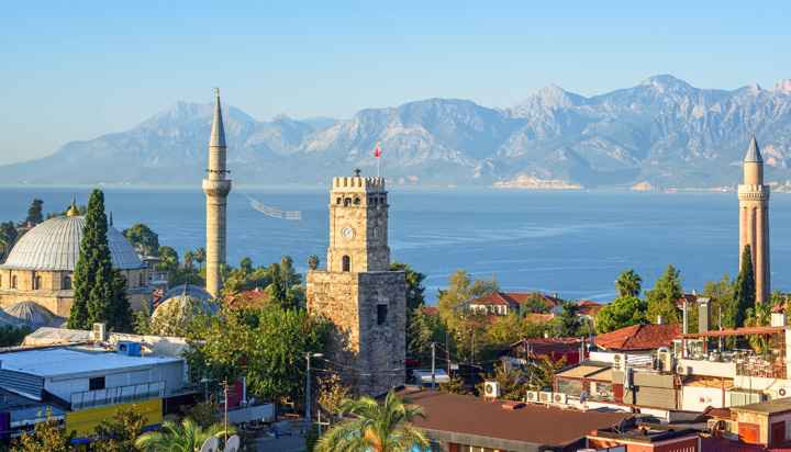 Experience Antalya the Rising Star of the Mediterranean with us.